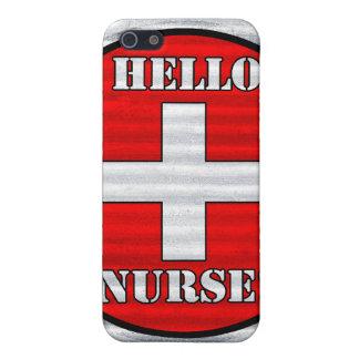 Hello, Nurse! iPhone Case