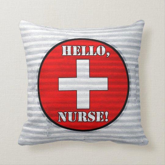 Hello, Nurse! Pillow