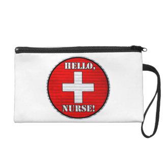 Hello, Nurse! Wristlet