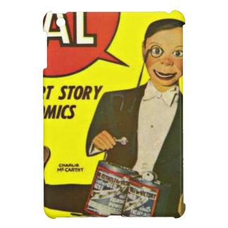 Hello Pal #2 Charlie McCarthy Cover Art iPad Mini Case