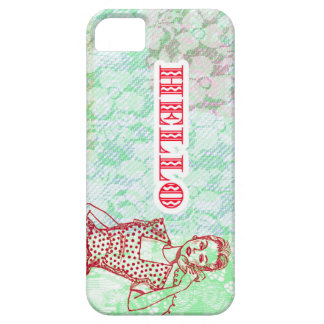 Hello Phone Case iPhone 5 Cover