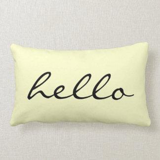 Hello Pillows
