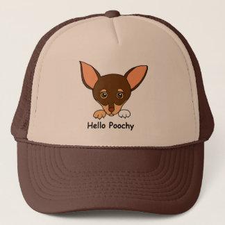 Hello Poochy Trucker Hat