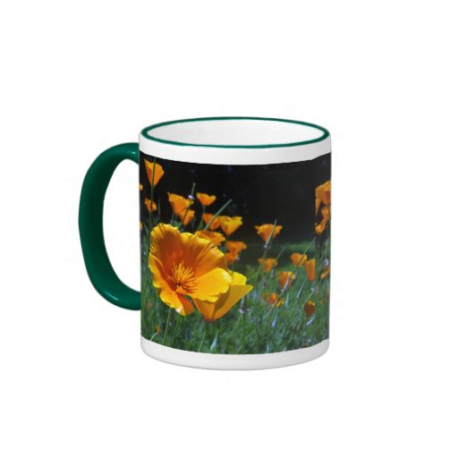 Hello Poppies Mugs