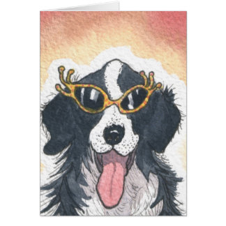 Hello puppies! greeting cards