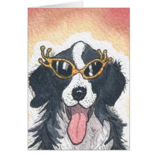 Hello puppies! card