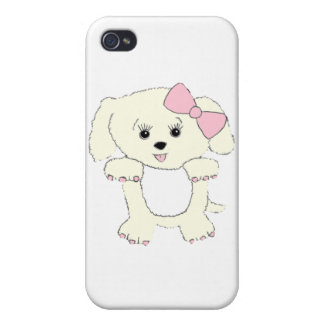 Hello Puppy iPhone 4 Covers
