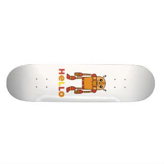 Hello Robot - Skateboard