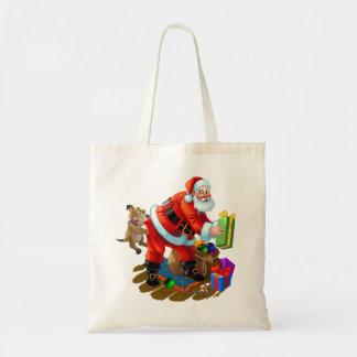 hello Santa Bag