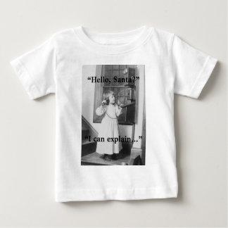 Hello, Santa? - Infant T-Shirt #2
