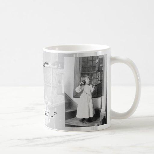 Hello, Santa? - Mug #1