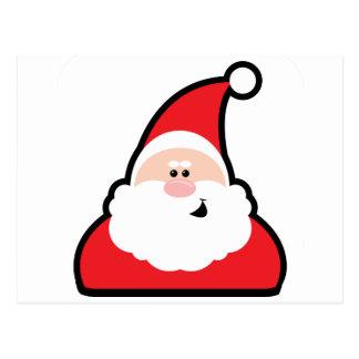 Hello Santa! Postcard