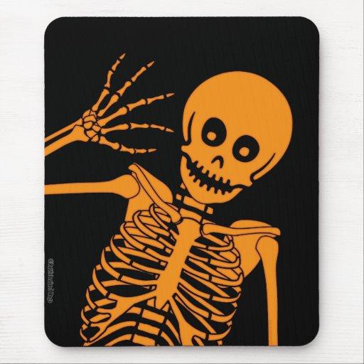 Hello Skeleton! Mousepad