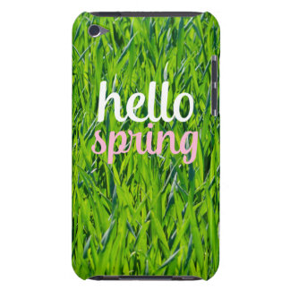 """""""Hello Spring"""" iPod Touch Case"""