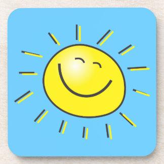Hello Sun Coaster