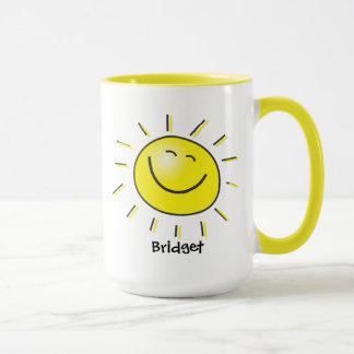 Hello sun mug