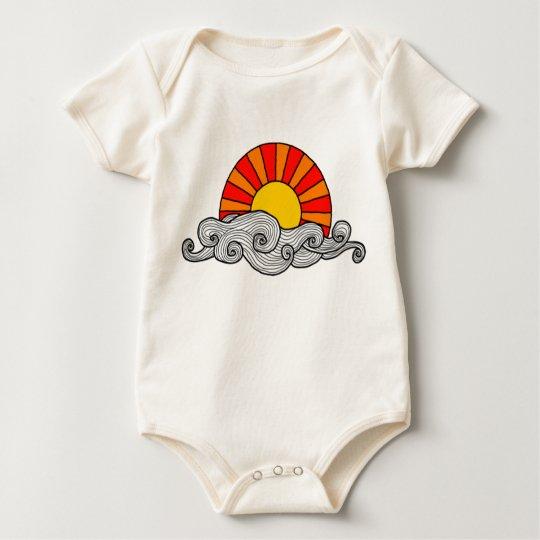 Hello Sunshine Baby Bodysuit