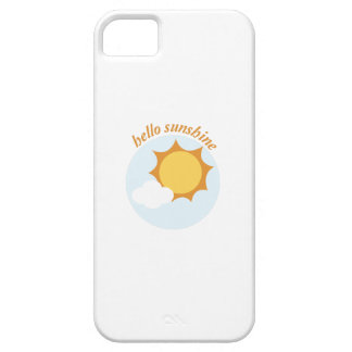 Hello Sunshine Cover For iPhone 5/5S