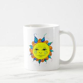 Hello Sunshine Classic White Coffee Mug