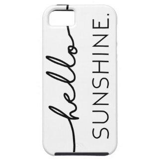 Hello Sunshine iPhone SE/5/5s Case