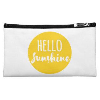 Hello Sunshine Makeup Bag