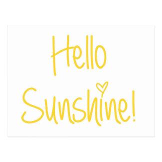 Hello Sunshine Gifts On Zazzle