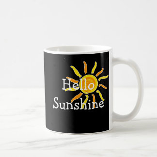 Hello Sunshine Sun Mug