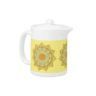 Hello Sunshine Teapot
