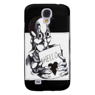 Hello Sweetheart Galaxy S4 Cover