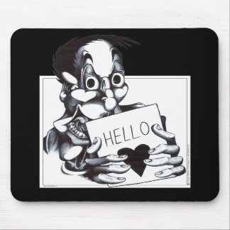 Hello Sweetheart Mousepads