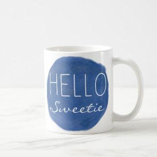 Hello Sweetie Coffee Mug