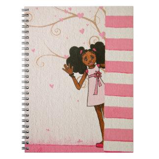 Hello Sweetie Notebook