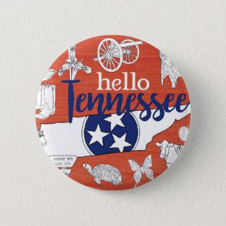 Hello Tennessee Button