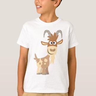 """Hello There!"" Cute Cartoon Goat  Children T-Shirt"