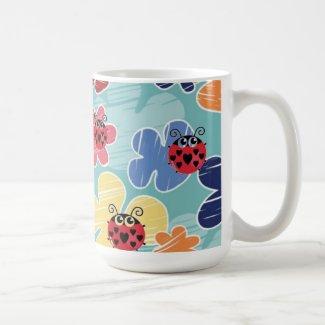 Hello there Ladybug! Mug