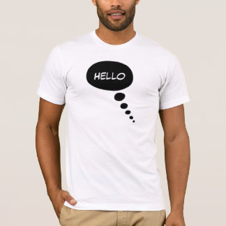 Hello Thought Bubble T-Shirt