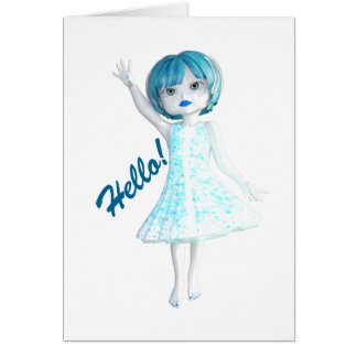 Hello - To Someone Special Card