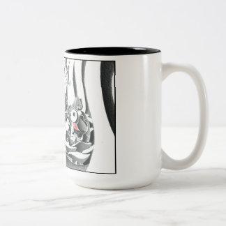Hello Two-Tone Coffee Mug