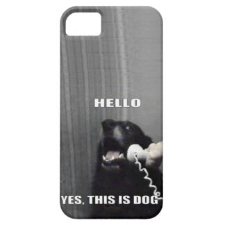 Hello, Yes this is Dog iPhone 5 case