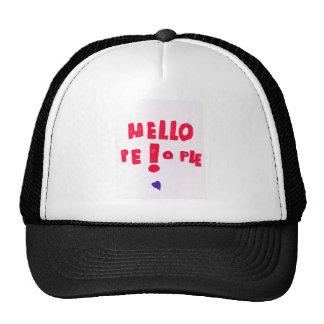 Helloe People! Trucker Hat