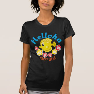 Helloha Quality Tropical Cloths With Fun And Aloha T Shirt