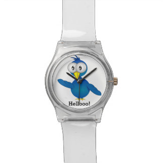 ¡Hellooo! Pájaro Relojes