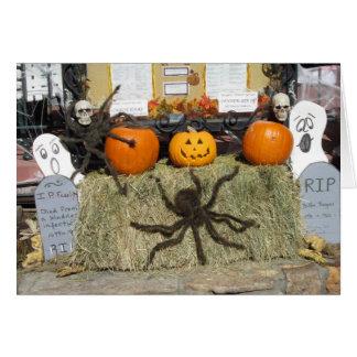 Helloween Halloween Card