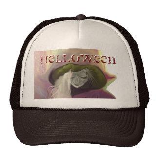 helloween trucker hat