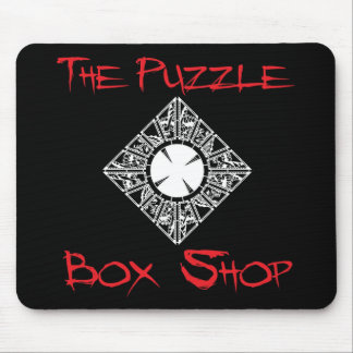 Hellraiser Puzzle Box Mouse Pad