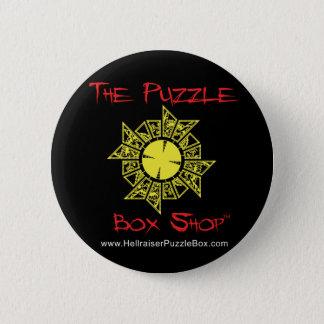 Hellraiser Puzzle Box Pinback Button