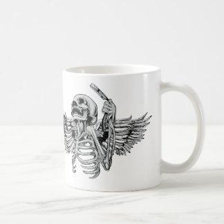 Hellrazor by ShawtyX Classic White Coffee Mug