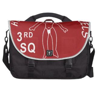Hells Aneels 3rd SQ Commuter Bag