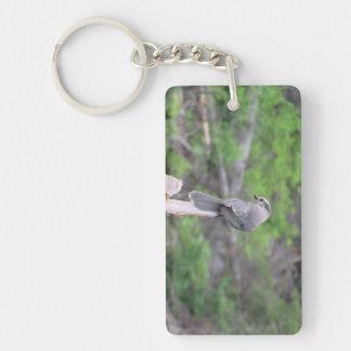 Hells Canyon Idaho Animals / Birds Aves Rectangle Acrylic Key Chain