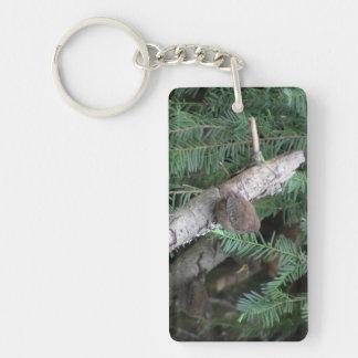 Hells Canyon Idaho Animals / Birds Aves Acrylic Keychain